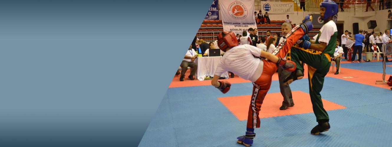 4. Uluslararası Açık Kick Boks Avrupa Kupası Milli Takım Kafilesi