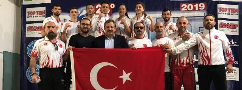 Milli Takımımız Best Fighter Dünya Kupasında 6 Madalya Kazandı