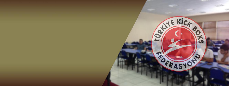2. Kademe Antrenör Kursu - 01-14 Ekim 2019 - Mersin