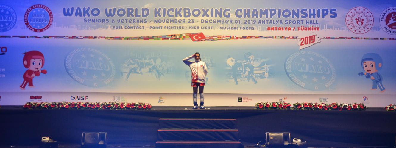Dünya Şampiyonasında Milli Takımımız 3 Altın, 5 Gümüş ve 9 Bronz Madalya Kazandı