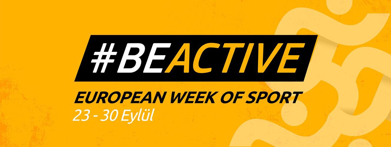 Avrupa Spor Haftası - 23-30 Eylül 2020