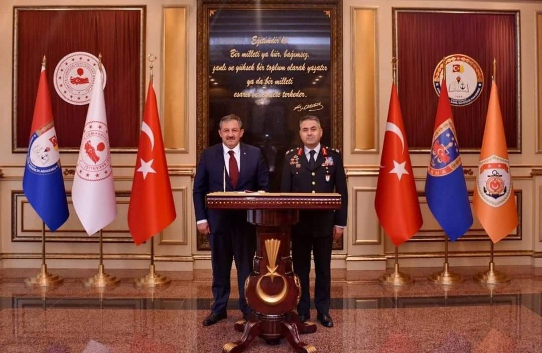 Jandarma ve Sahil Güvenlik Akademisi İle Protokol İmzalandı