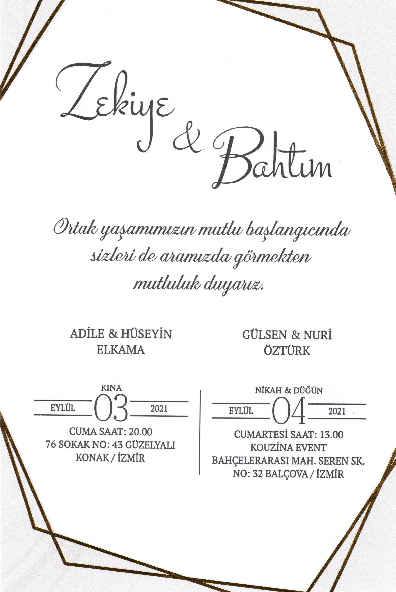 İzmir ili Milli Hakemimiz Evleniyor